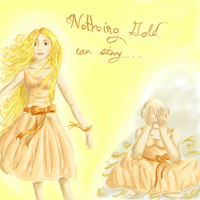 Nothing Gold Can Stay by AquaticFishy