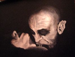 Faces of Horror: Nosferatu by sealedfate