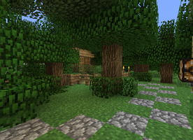 Wood Cutters Cottage 3 by DPrime123