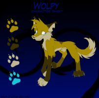 Wolpy - New Character Sheet by Little-Gray-Wolf