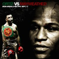 MAYWEATHER VS ORTIZ by Kidney-Shots
