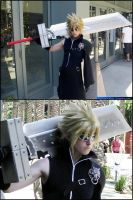 FF7 AC Cloud Strife - Cosplay by LiKovacs