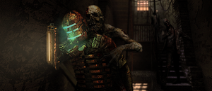 Dead Space by Mantis33