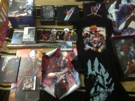 Devil May Cry Collection by Darkshadow49