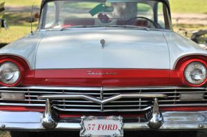 57 Ford by Degoe