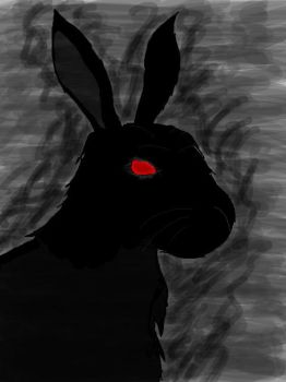 Black Rabbit of Inle by Ferno123