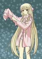 Chobits: Chii by Ayare-chan