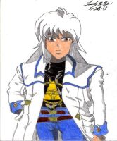 Ryou Bakura As Soma Cruz by AuronTsubaki1985