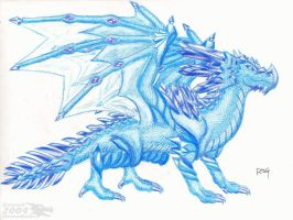 2004 - Dragon of Ice by Stratadrake