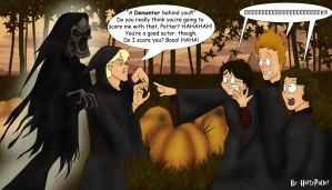 Demented Halloween by Harry-Potter-Spain