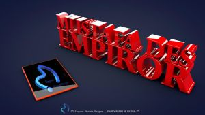 3D My name 4 CInema 4D r14 by msk11