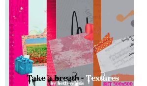 Take a Breath Textures by bettdesigns
