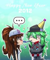 Happy New Year 2012 by Niramuchu
