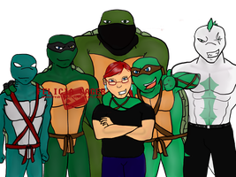 Me And My Guys by JesusFreak-4Ever