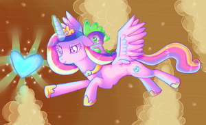 x Cadence and Spike x by Ambrity