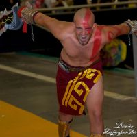 Japan Expo 2012 - Kratos (God of War) - 9738 by dlesgourgues