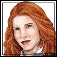 Lily Evans by mcgray