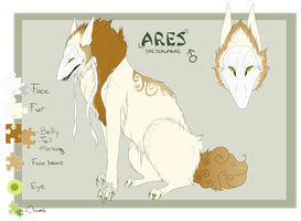 Ares -sheet by Dyaniart