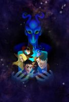 Animorphs: Andalite's Gift by fauxfolklore