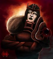 Overlord Devlin Galbane by Nosfer