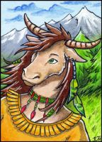 ACEO - Munlily by jrtracey