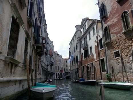 The Streets of Venice by foto-ragazza14