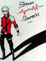 Shirou Soraseki - Stand up, Be Strong. by xWhiteSkyKingx