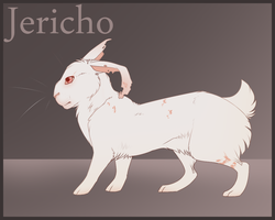 Stomp Characters - Jericho by Nuklear-Bunnies