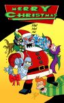 Futurama Christmas Part 2 by gjones1