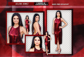 PACK PNG 316| SELENA GOMEZ by MAGIC-PNGS
