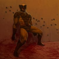 WOLVERINE WEDNESDAY - 34 by reau