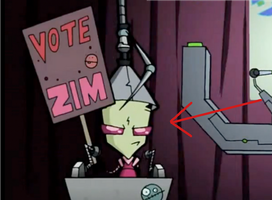 zim mistake screenshot by invaderzimlover12