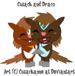 HTF - Cusack and Draco by cusackanne