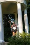 Sailor Pluto Cosplay by SilverSerenity1983