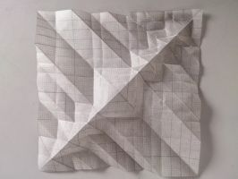 origami pattern by Katastract