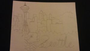Seattle by Jess2Lucky