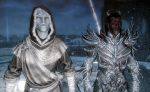 adept mage orc and dremora by swept-wing-racer