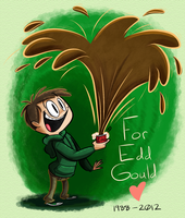 Goodbye, Edd by happydoodle