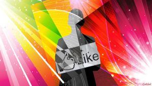 Facebook-like by UJz