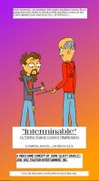 Interminable: A Video Game Nightmare by LittleGreenGamer
