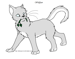 Wolfpaw by Princess-Moony