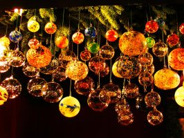 Christmas balls by rockmylife