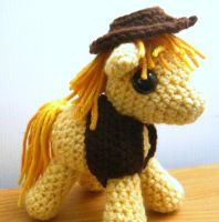 Braeburn - My Little Pony FiM Plush by kaerfel