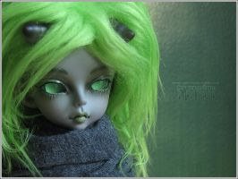 ABJD: Little Miss Green by shia-mis