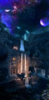Skyrim : Markarth by UltimaDX