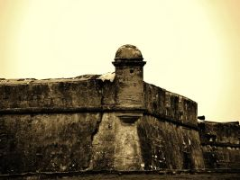 Castillo de San Marco by TheInfernalDemon