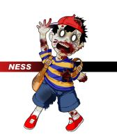 Zombie Ness by zson