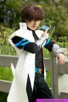 Seto Kaiba Battle City Cosplay by waynekaa