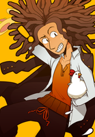The Chicken is NOT a Bomb by Dali-Puff