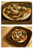 Balsamic Chicken Pizza... by alfredesque